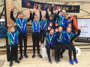 3e drempelwedstrijd Schaatsbaan Rotterdam