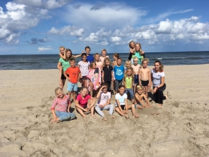 Summerkids Strandtraining