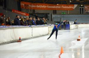Extra schaatsen