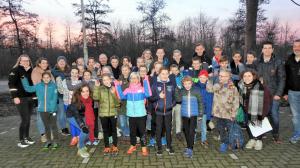 Schaatskamp Dronten: de deelnemers