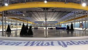 schaatsbaan Ireen Wüst